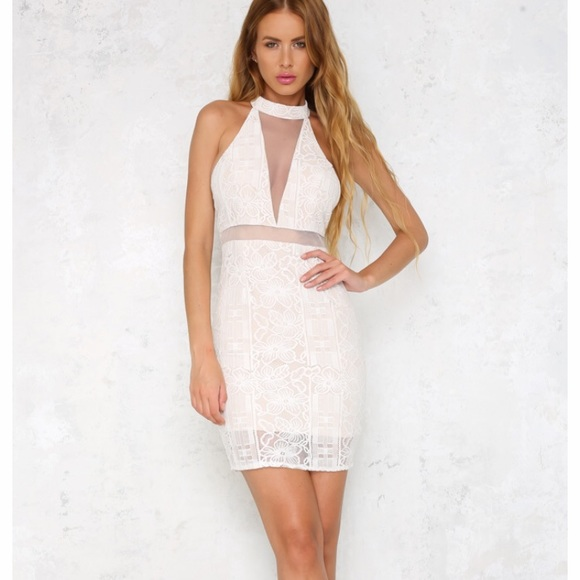 Hello Molly Dresses & Skirts - Let Me Know White Dress